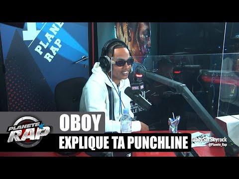 Youtube: OBOY explique ses PUNCHLINES! (TDB, Cobra…) #PlanèteRap