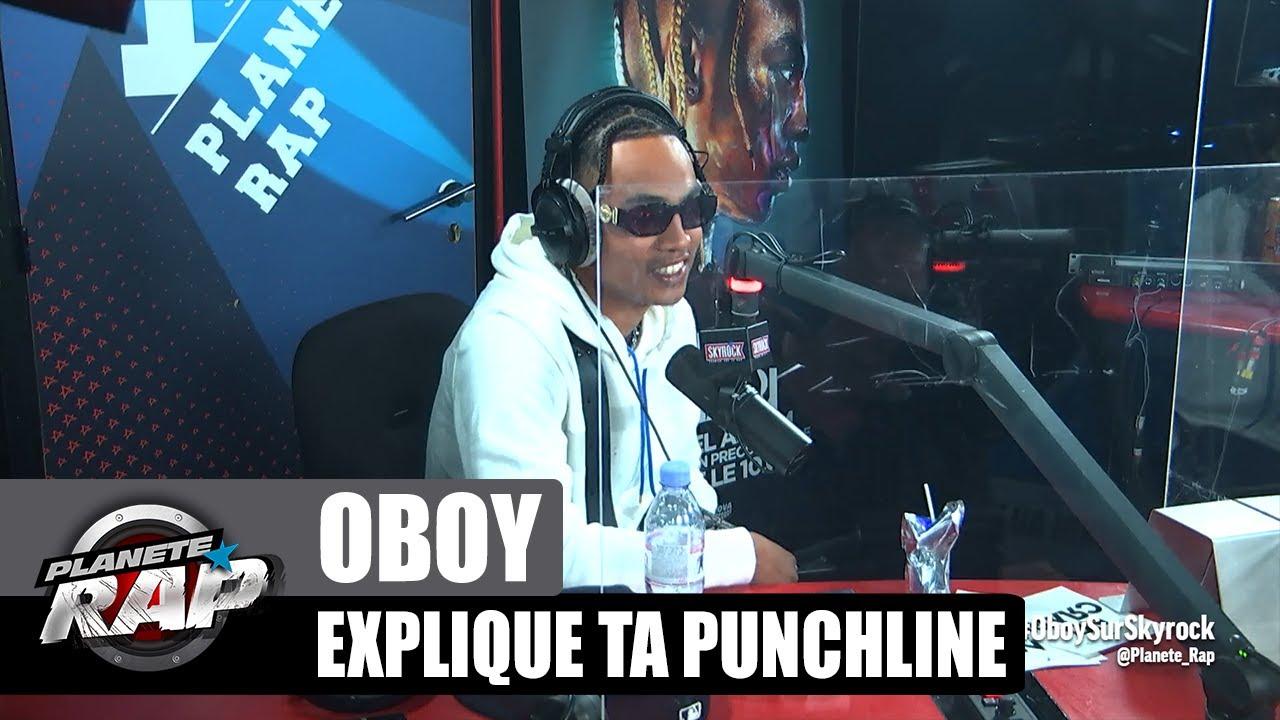 Download OBOY explique ses PUNCHLINES ! (TDB, Cobra...) #PlanèteRap