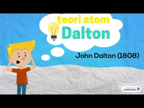 teori model atom