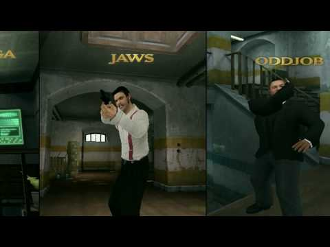 GoldenEye 007 - James Bond | OFFICIAL E3 gameplay trailer Nintendo Wii