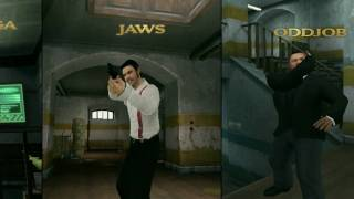 GoldenEye 007 - James Bond | OFFICIAL E3 gameplay trailer Nintendo Wii