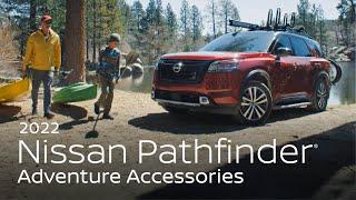 2022 Nissan Pathfinder Adventure Accessories