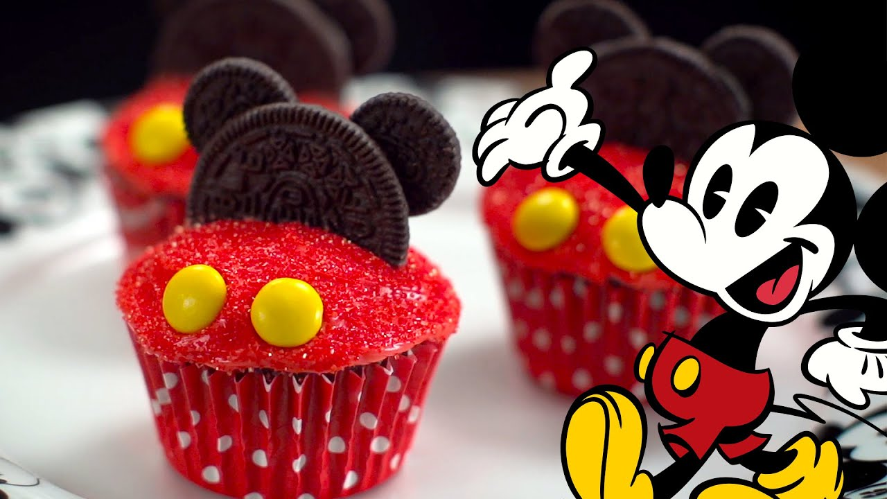 Easy To Make Minnie Mouse Cake