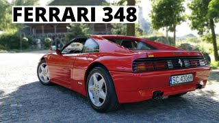 Ferrari 348 - koktajl lęku i euforii