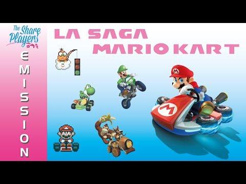 Rétrospective : la saga Mario Kart | Emission #81