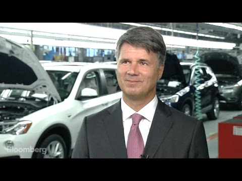 BMW CEO on U.S. Production and Trade, X7 Model, Brexit