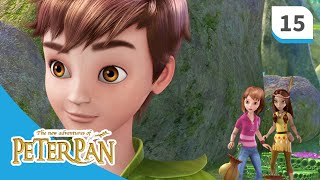 Peter Pan - Episode 15 - The Temple Of The Choombas FULL EPISODE