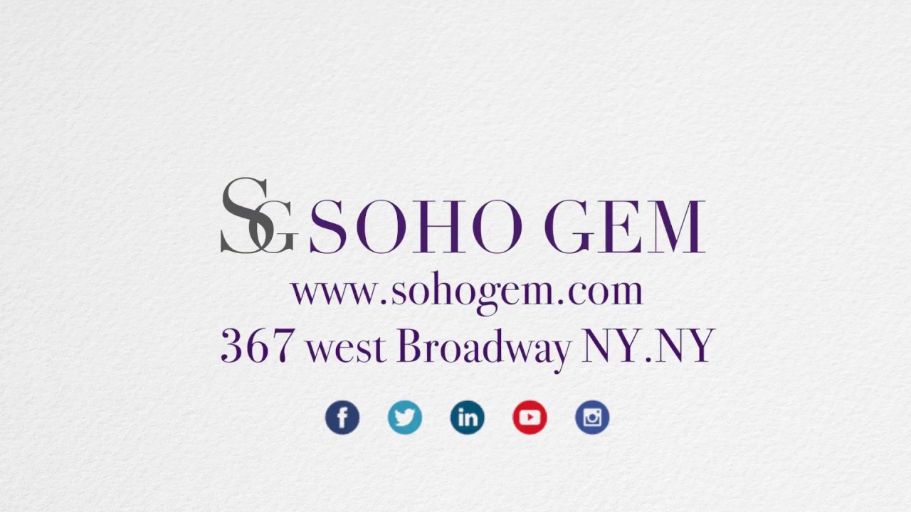 Let the magic begin! Get her engagement ring at Soho Gem NYC