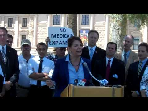 Press Conference: Say No To Obamacare Expansion 4-...