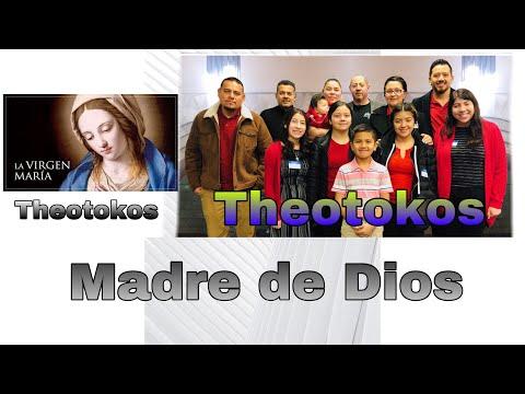 """Theotokos   """" Toda Rodilla Se Doblará"""