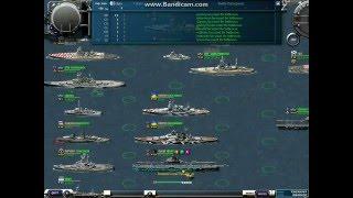 NavyFIELD- Battleship USS Montana-class 蒙大拿級戰艦