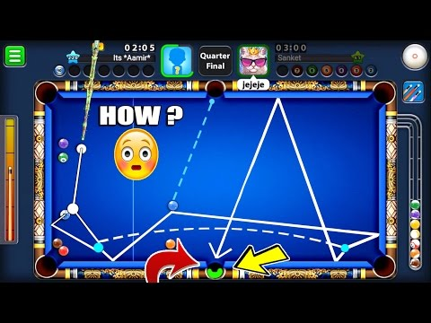 THE MOST INSANE 8 BALL POOL INDIRECT TRICKSHOT EVER ?? New York Plaza + Berlin w/Beginner Cue