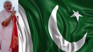 मोदी की प्रचंड जीत पर क्या बोले पाकिस्तानी...What did pakistan says after modi win in U.P...
