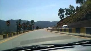 Murree Motorway Pakistan