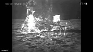"MOONSCAPE (Documentary) Part 9 - ""Back In The LM"""
