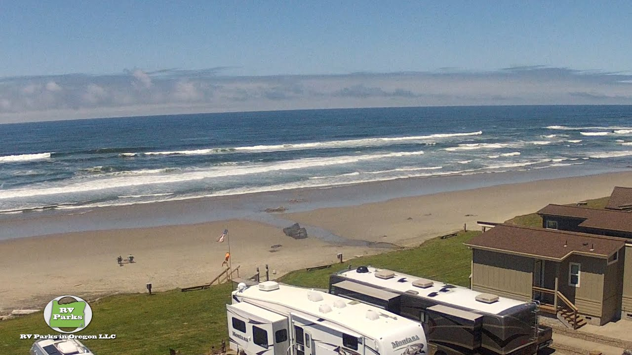 Sea Perch Rv Resort And Oceanfront Villas Youtube