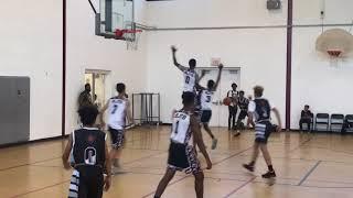 Team L.A.B. vs Emory Elite -Marvin Guthrie Coach Dayal