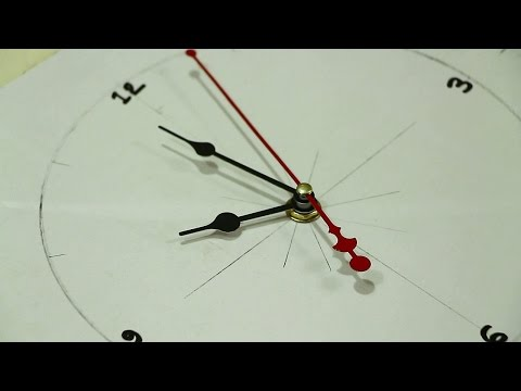 How to make SMART wall clock at home - DIY Ideas