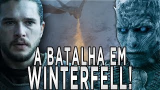 Video A GRANDE BATALHA EM WINTERFELL! - Notícias Game of Thrones download MP3, 3GP, MP4, WEBM, AVI, FLV November 2017