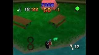 Paperboy 64 Gameplay