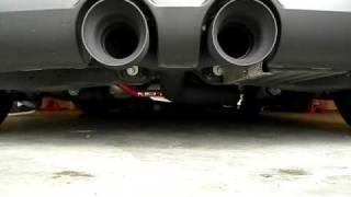 MkV R32 Magnaflow Sport cold start