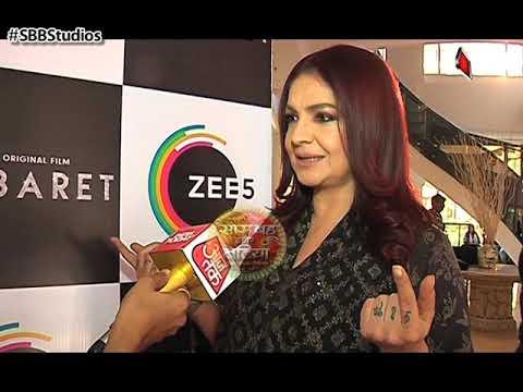 Pooja Bhatt SPEAKS Up On Her Upcoming Web Series!