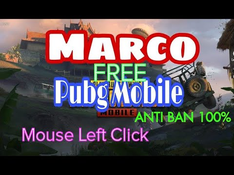macro pubg mobile Macro Support Mind left mouse left click FREE version  anti ban 100%