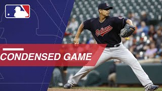 Condensed Game: CLE@BAL - 4/23/18