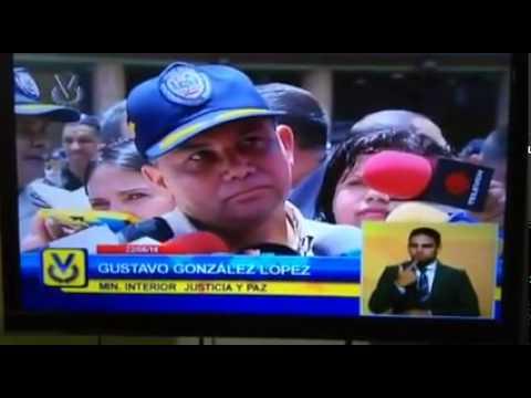Declaraciones del ministro de interior y justicia youtube for Declaraciones del ministro del interior