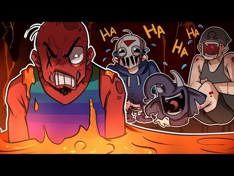 BURNING WITH RAGE! | Ben and Ed: Blood Party (w/ H2O Delirious, Ohmwrecker, & Gorillaphent)