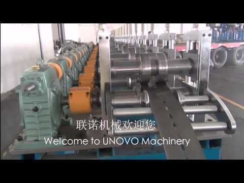 strut channel roll forming machinery