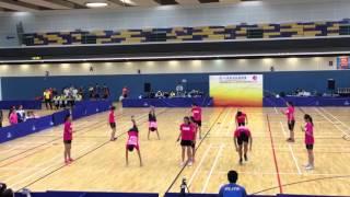 2016 全港跳繩精英賽 表演盃 15歲以上冠軍 香港道教聯
