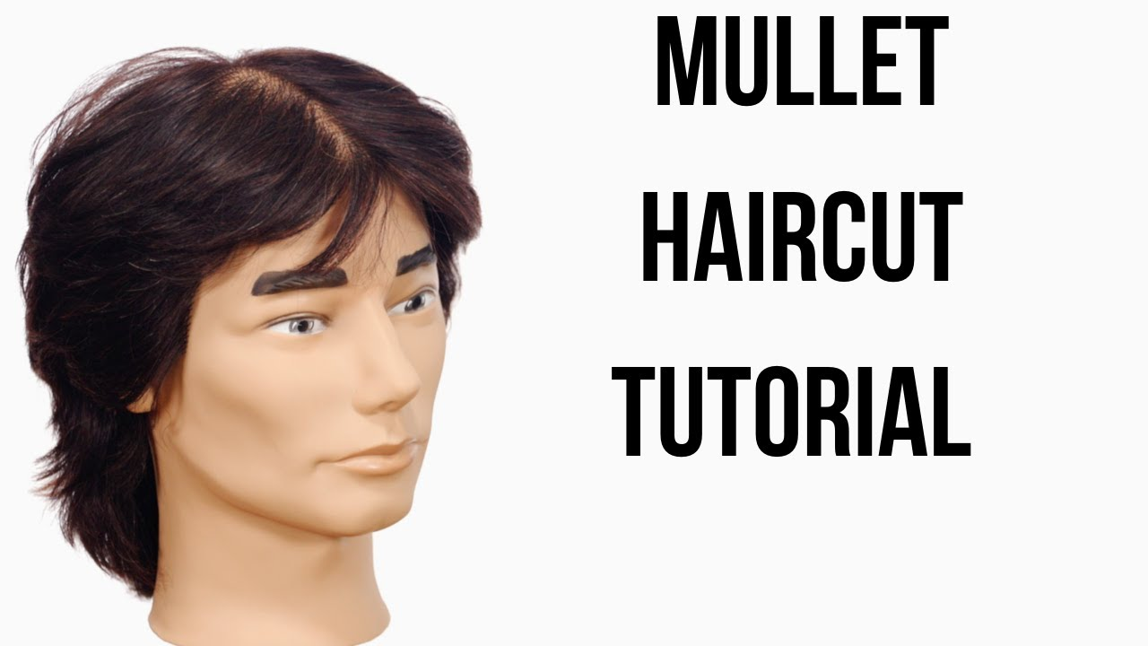 Mullet Haircut Tutorial – TheSalonGuy