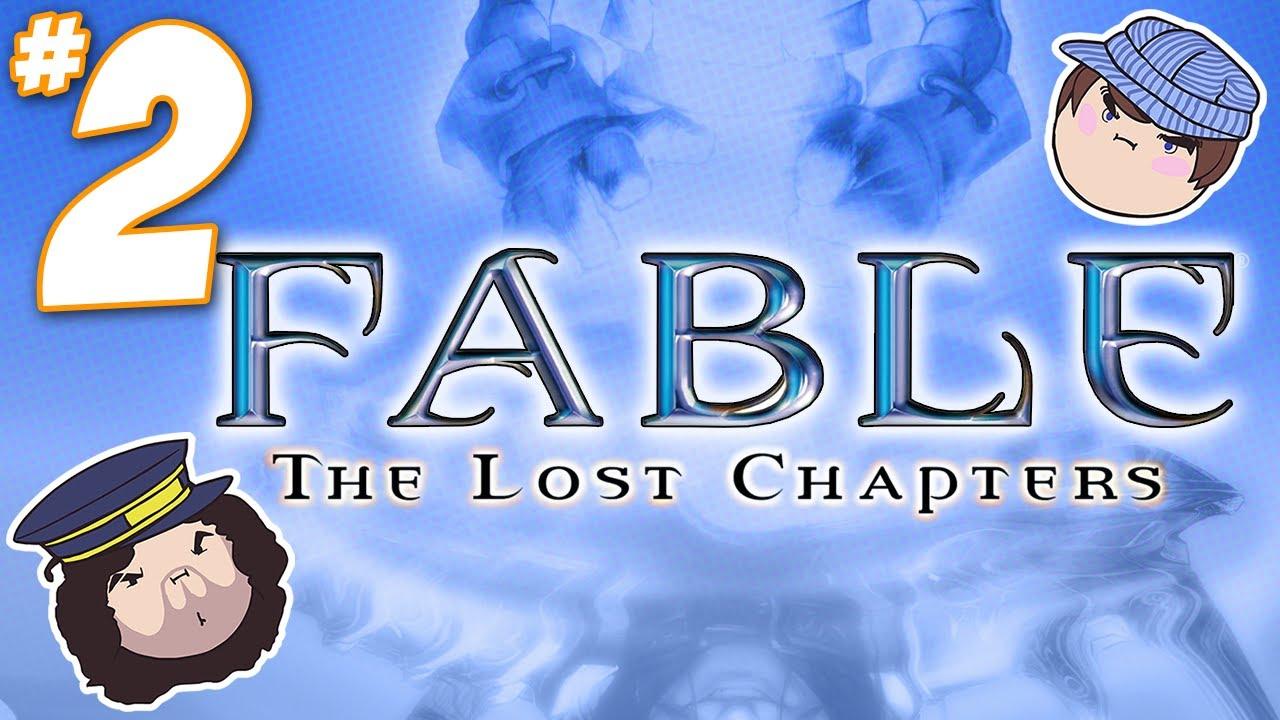 Fable: Follow Me - PART 2 - Steam Train