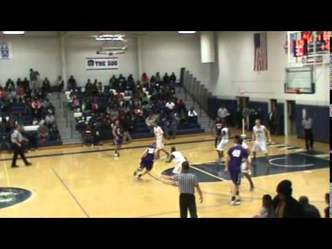 Clinton Happe - McKendree University basketball highlights 2013-2014