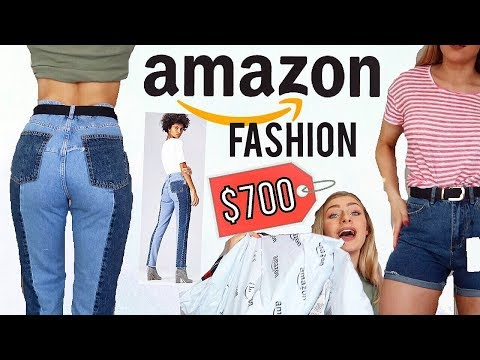 $700 / £500 AMAZON FASHION TRY-ON HAUL | LOVEEEEE!!!