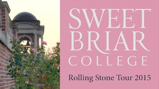 Sweet Briar College President Phillip C. Stone Meets with Alumnae