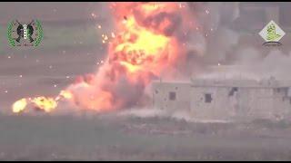 بالفيديو.. مقتل أحد قادة الحرس الثوري الإيراني في سوريا
