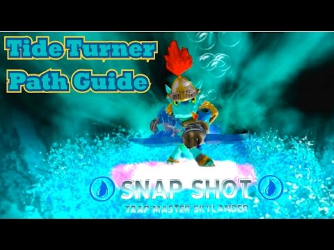 Skylanders Trap Team - Chapter 4 - Snap Shot's Soul Gem ...