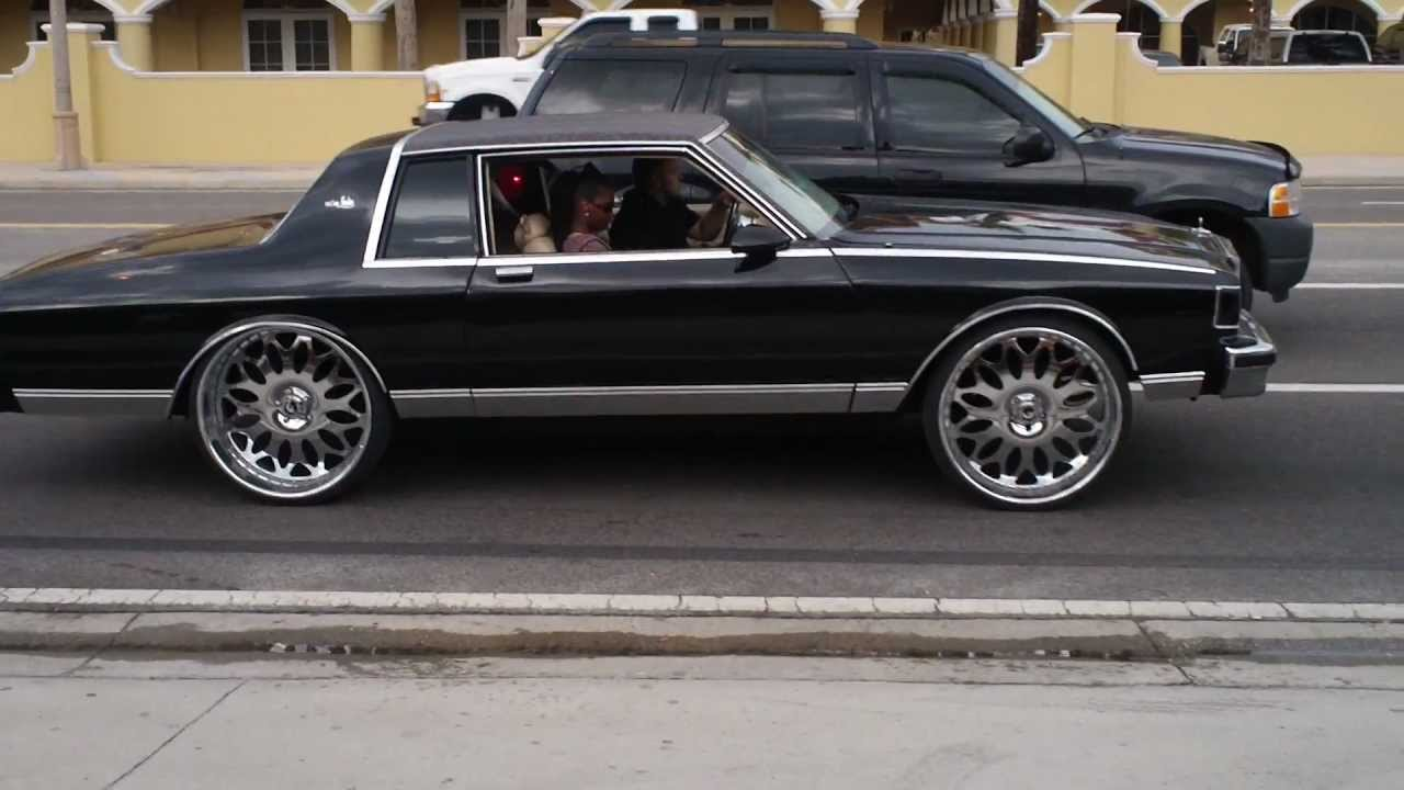 2 Door Box Chevy on 26S - Box Chevy On Forgiatos And Box Chevy On S - 2 Door Box Chevy on 26S