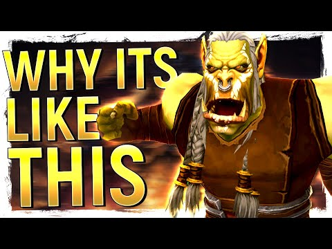 Set Up To Fail: Being Real About World of Warcraft & Blizzard Outrage, Positivity & Negativity thumbnail