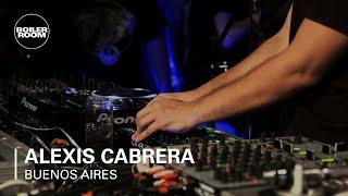 Alexis Cabrera Boiler Room Buenos Aires Live Set