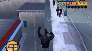 Grand Theft Auto III - Paquetes ocultos 01/10 - Pistola