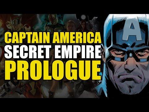 Marvel's Secret Empire Prelude (Secret Empire #0: Prologue)