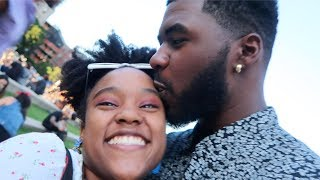Celebrating our ONE YEAR in NYC! Couple's VLOG | Cherry & Curls