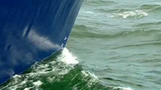 Beluga Sky Sails - First cargo ship in the world with innovative wind propulsion system