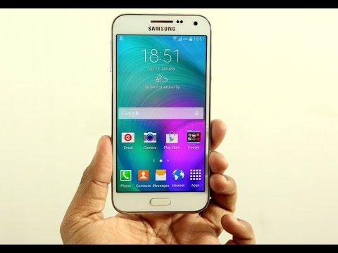 Samsung Galaxy E5 Top 6 Features