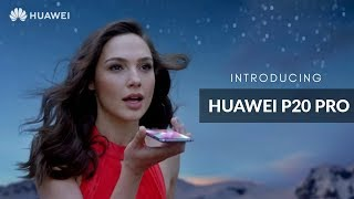 Huawei P20 Pro Trailer Official Ft. Gal Gadot