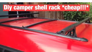 Diy Camper Shell Rack