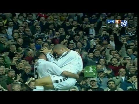 real madrid vs deportivo la coruna 2003/2004 full match 2-1